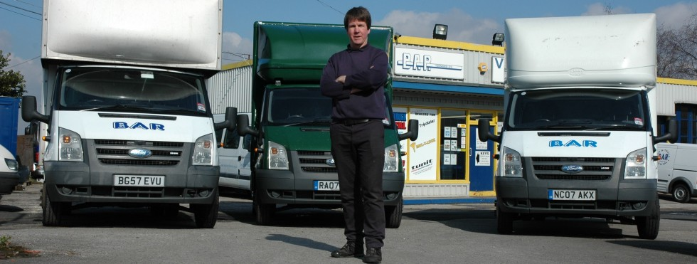 Bar Garages Luton Van Hire